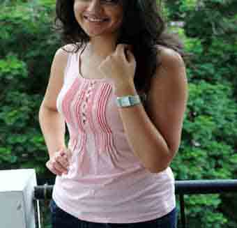 Nandani Pandey Air Hostess Escort